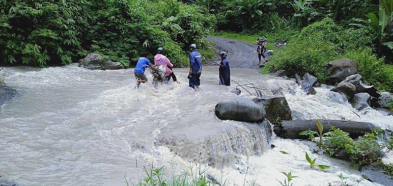 Reaching remote villages