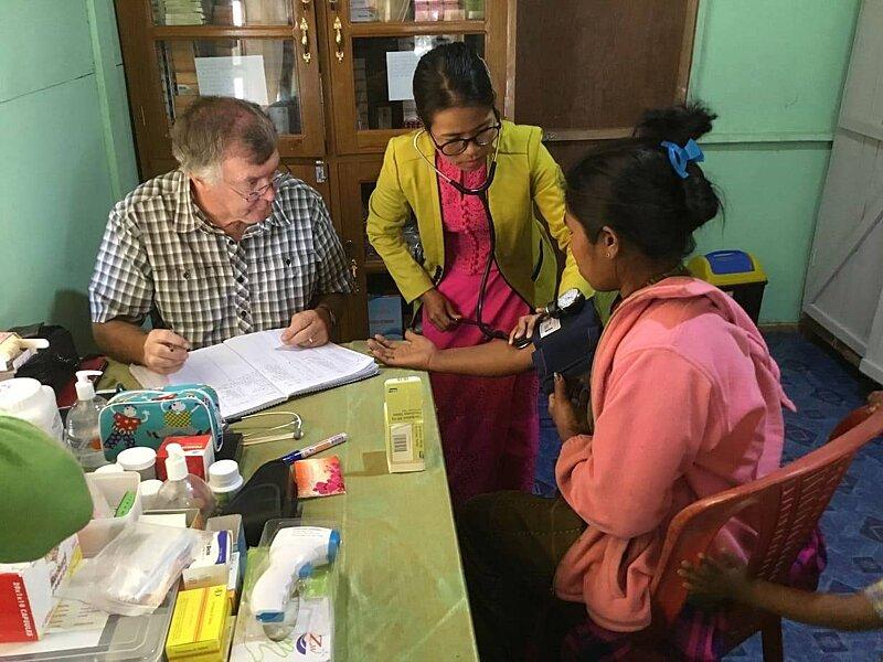 Supporting nurse-led clinics