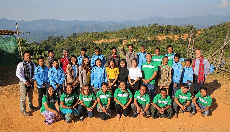 Health & Hope Myanmar staff team