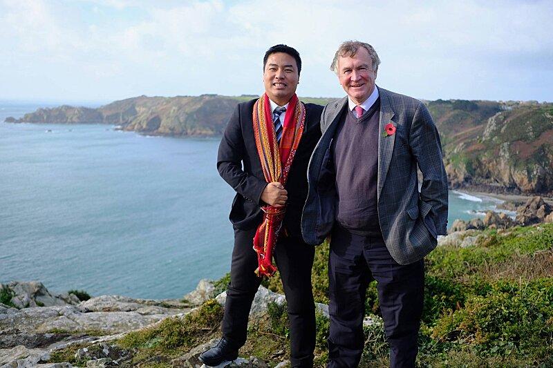 Dr Sasa & Dr Nick - Guernsey, Nov 2019